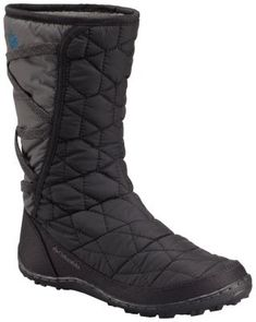 Not into lacing up your winter boots? Perfect, this slip-on version of the Minx Mid is also waterproof with thermal reflectors and 200g insulation. Rated at -25F/-32C, these cold-weather slip-ons are loaded with warmth and style