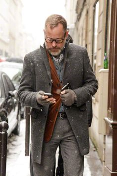 For older men ~ a good look ~ Your Style - Menwww.yourstyle-men.tumblr.com