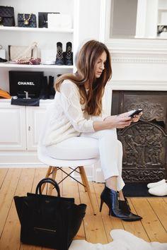 Jour wardrobe: At Home in Lena Terlutter - Jour Nelles