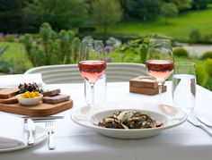 Cowley Manor, Cheltenham, Cotswolds. #Gourmet #BoutiqueHotels #UK #Cotswolds