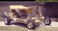 George Barris Custom Cars | TUNING FEVER :: BED BUGGY GEORGE BARRIS CUSTOMS - CUSTOM CARS
