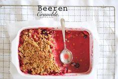 Berry Crumble. - frauzuckerstein.de