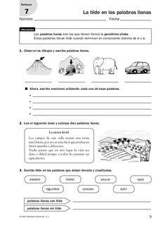 Spanish Grammar, Teaching Spanish, Spanish Language, Teaching Resources, Elementary Spanish, Spanish Class, Spanish Lessons, Middle School, Education