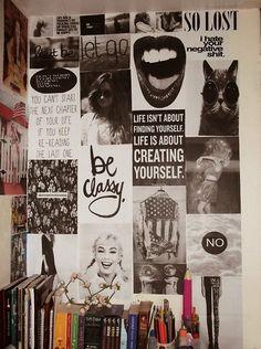 Decor | 40 Ideias de decoração com revistas