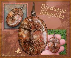Birdseye Rhyolite Tr