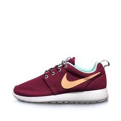 Nike Rosherun (Rasperry Red & Purple Dynasty)