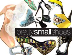 Pretty Small Shoes - Big Style - Small Sizes The best options for Cinderella ladies;)