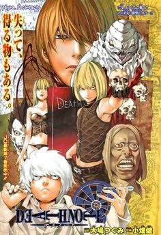 "Takeshi Obata's ""Black et Noir"" Artbook: Death Note Death Note デスノート, Death Note Near, Manga Paint, Wallpaper Animé, Manga Anime, Anime Art, Arte 8 Bits, Poster Anime, Art Deco Posters"