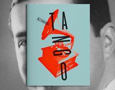 Tango Book cover design by Ezequiel Cafaro