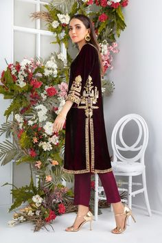 Ralph Lauren Women clothing Skirt - - Women clothing Stores Plus Size - Shadi Dresses, Pakistani Formal Dresses, Pakistani Dress Design, Pakistani Designers, Velvet Pakistani Dress, Pakistani Designer Clothes, Pakistani Casual Wear, Pakistani Clothing, Pakistani Fashion Party Wear