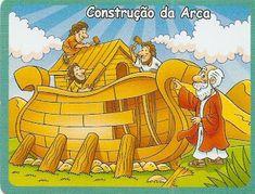 ღ·.·.Blog da tia Eliza.·.·ღ: A Arca de Noé!