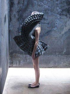 Creative fashion.