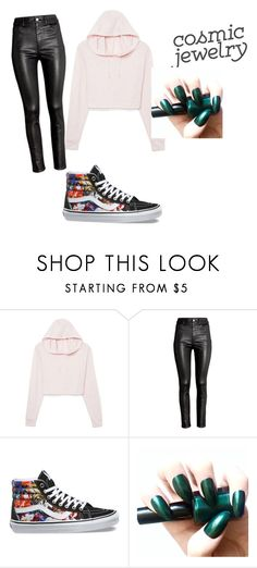 """""""Hot and ready"""" by callie-ross-1 ❤ liked on Polyvore featuring H&M and Vans"""