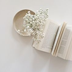 All white flatlay Book Aesthetic, White Aesthetic, Aesthetic Photo, Fred Instagram, Foto Blog, Jolie Photo, Book Photography, Minimal Photography, Bookstagram