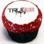 True Blood Cupcake!