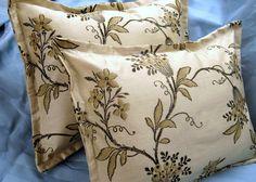 PLAGE D'Or Custom Made BOUDOIR Pillow Shams  Ralph by Sew1Pretty, $24.00