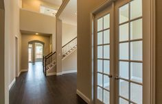 Entry of New Home for Sale: 1816 Fountain Vista View, St. Paul, TX 75098 in Inspiration. 2 Stories - 3,430 Square Feet - 5 Bedrooms - 4 Bathrooms - 2 Car Garage