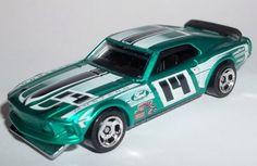 Hot Wheels Cool Classics 69 Mustang Boss 302