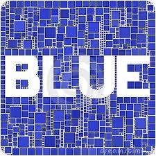 Blue is my favorite color :D :D :D