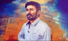 Dhanush stirs up a controversy!