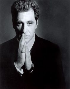 "Al ""The Godfather"" Pacino"