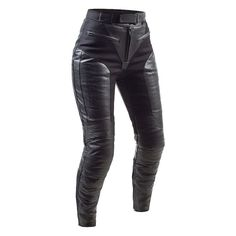 Designed to work with the Sedici Mona Jacket, the Women's Mona Leather Motorcycle Pants are ready for your favorite set of twisties or a day at the track.