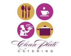Clean Plate Catering #logo