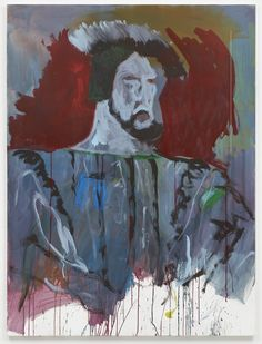 Markus Lüpertz, Guillaume Bruère, l'un peint, l'autre aussi - 24 avril 2015 - L'Obs