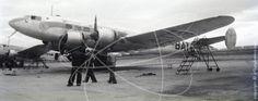 14 June 1948 - SNCASE SE.161/P7 Languedoc (F-BATG) crashed at Coulommiers - Voisins Aerodrome, Seine-et-Marne.