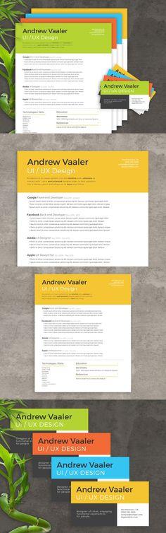 Web Developer CV \/ Tech Resume Perfect Resume $1000 Nine - perfect resume template