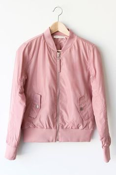 Details Size Shipping • 100% Polyester • Bomber jacket with functional pockets and zippers • Hand Wash • Line dry • Imported • Measured from small • Length 23.5