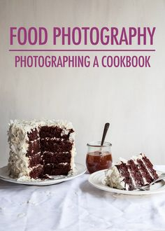 Photographing a cook