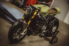 More Racer Than Cafe: NCT's stunning Ducati 848 Evo   Bike EXIF