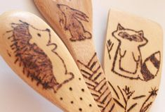Wood burning projects for beginners