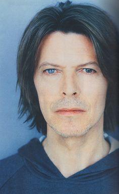 David Bowie, 1999 © Frank Ockenfels.