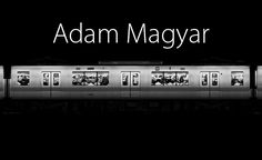 Adam Magyar, amazing engineer turned artist. A guy who just makes his ideas happen. Great article about him here:  https://medium.com/p/88aa8a185898