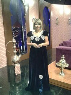 Blousa d'oran #algeriantraditionaldresses #Algérie #الجزائر #Algeria جبة وهراني ♥