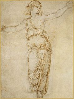 Raphael, Lucretia, c. 1500.