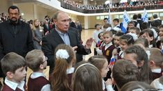 putin with children - Google Search