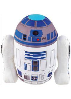 Mit dem R2-D2-Nachtlicht müssen sich Baby-Jedi-Ritter im Dunkeln nicht fürchten.