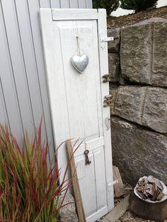 Wohnbrise: Holz Deko, Fensterladen, Gärten Deko