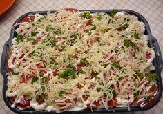 Doporučujeme: Geniální recept na zdravou večeři, která bude chutnat každému! Meat Recipes, Chicken Recipes, Cooking Recipes, Ketogenic Recipes, Smoothie Fruit, Cooking Classes Nyc, Cooking Dried Beans, Clean Eating, Healthy Eating
