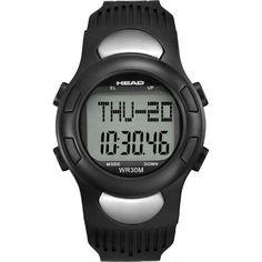 8a3d1c9e7af Head HE-101-01 Tie-Break Unisex Watch