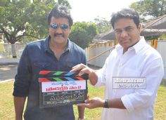 Sunil - N Shankar - Mahalakshmi Arts production no 2 movie launch http://idlebrain.com/news/functions1/muhurat-sunil-nshankar-film.html