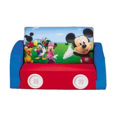"Mickey Mouse Clubhouse Sofa - Spin Master - Toys ""R"" Us"