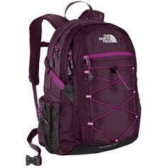 The North Face Borealis Backpack in Premiere Purple