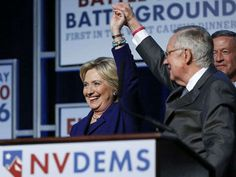 Harry Reid endorses Hillary Clinton via @USATODAY