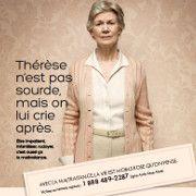 Informations utiles pour les aînés sur le site de la campagne contre la maltraitance (Québec)