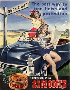 nice 1950s advertising posters - Google Search. CLICK the PICTURE or check out my BLO...