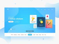 Website Headers by Divan Raj